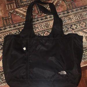 North face laptop shoulder bag - Black